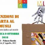 Invenzioni di Carta al Muesli a Torino