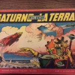 Il primo fumetto italiano di fantascienza