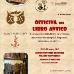 Officina del libro antico