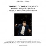 L'interpretazione della musica con il Maestro Daniele Gatti