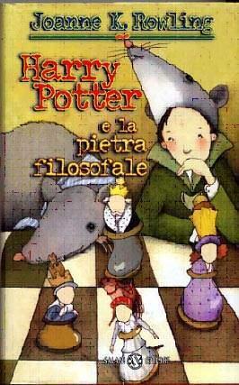 Prima edizione Harry Potter